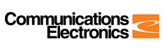 communication electronics logo